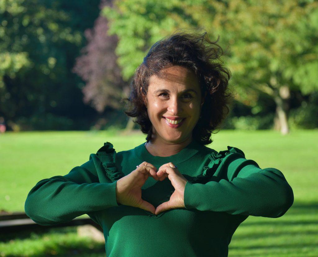 Make it happiness. Persoonlijke ontwikkeling en relatietherapie door Alla Liberova